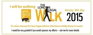 London Legal Walk 2015 I will be walking signature llw banner (3)